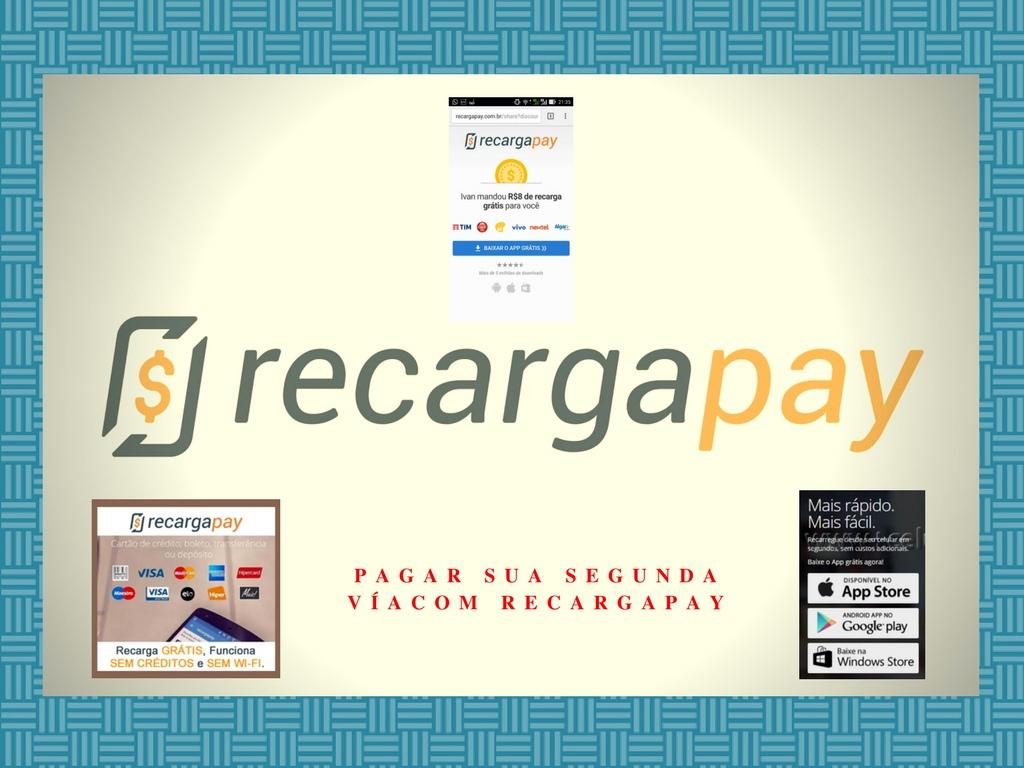 Pagar sua segunda vía conta telefone fixo com Recargapay