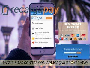 pague suas contas con aplicaçao recargapay