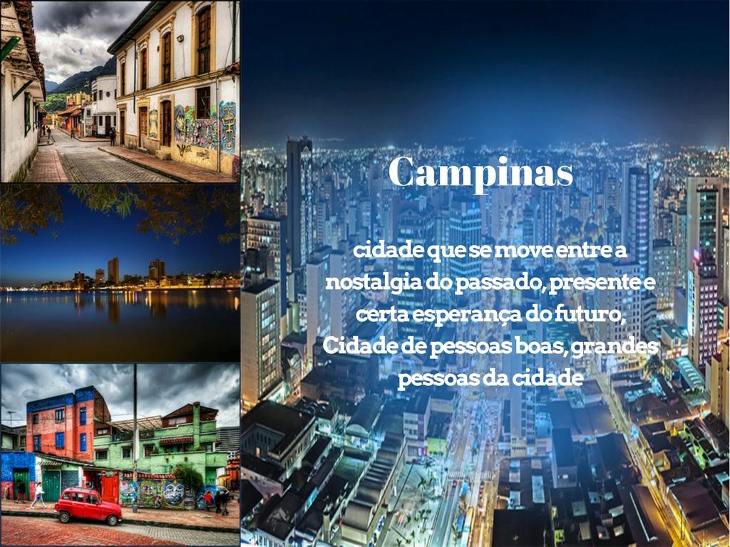 Cidade de Campinas conta com um futuro tecnologico