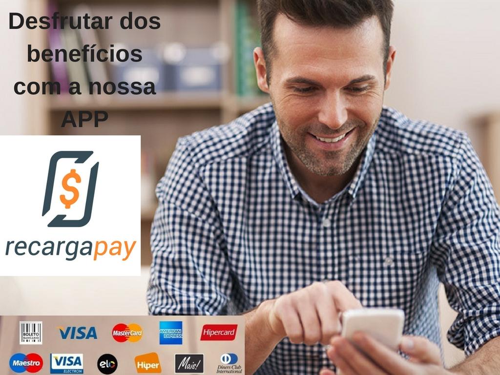Benefícios com app para pagar contas sem cartões de crédito