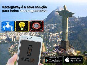 RecargaPay é a nova solucao para todos seus pagamentos
