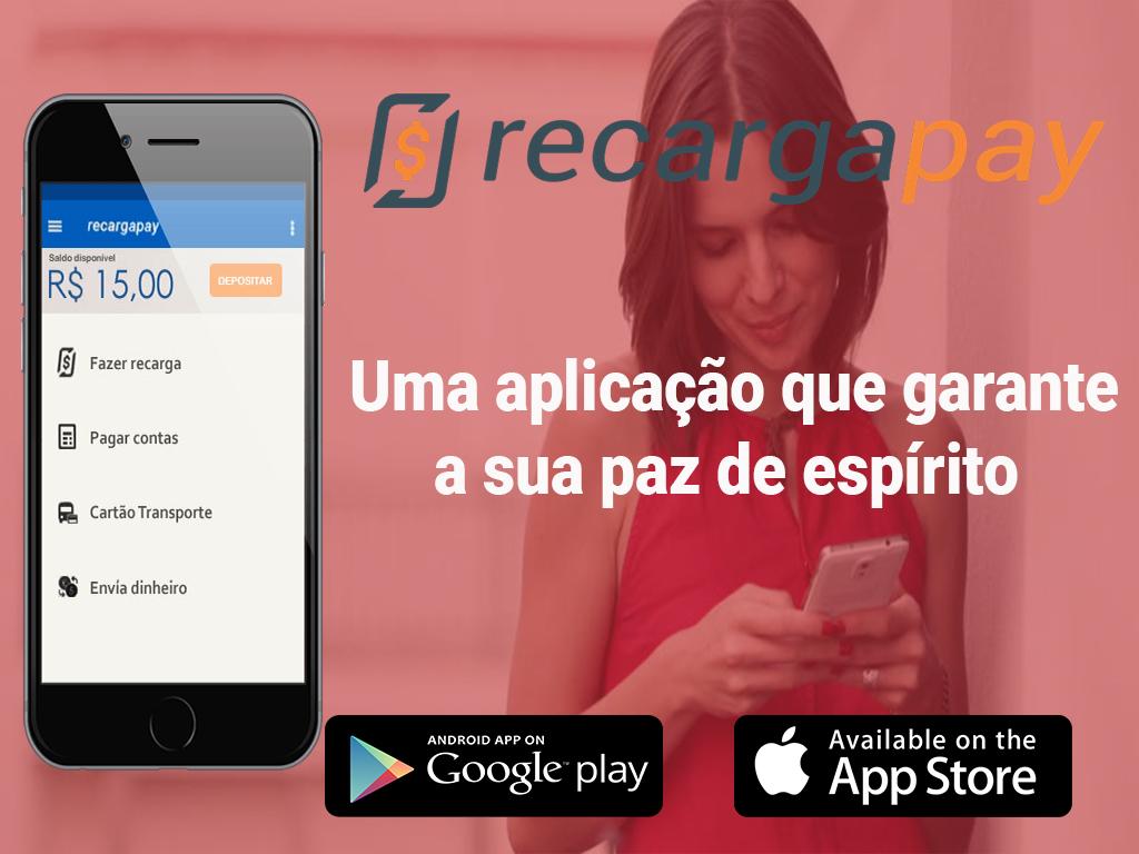 Recargapay e o canal de pagamento de contas desde o celular mais cómodo e confíavel
