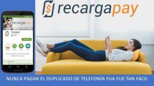 Con RecargaPay pagas la factura desde la comodidad de tu casa
