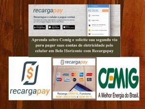 Aprenda sobre Cemig e seus serviços; solicite sua segunda via e pague pelo celular em Belo Horizonte