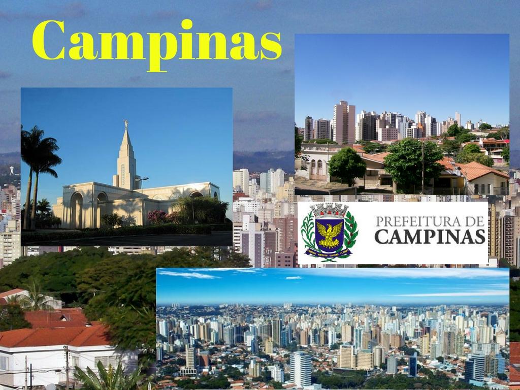Características da cidade de Campinas