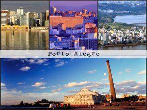 En Esta imagen te muestramos Porto Alegre y sus ciudades llenas de cultura y actividades