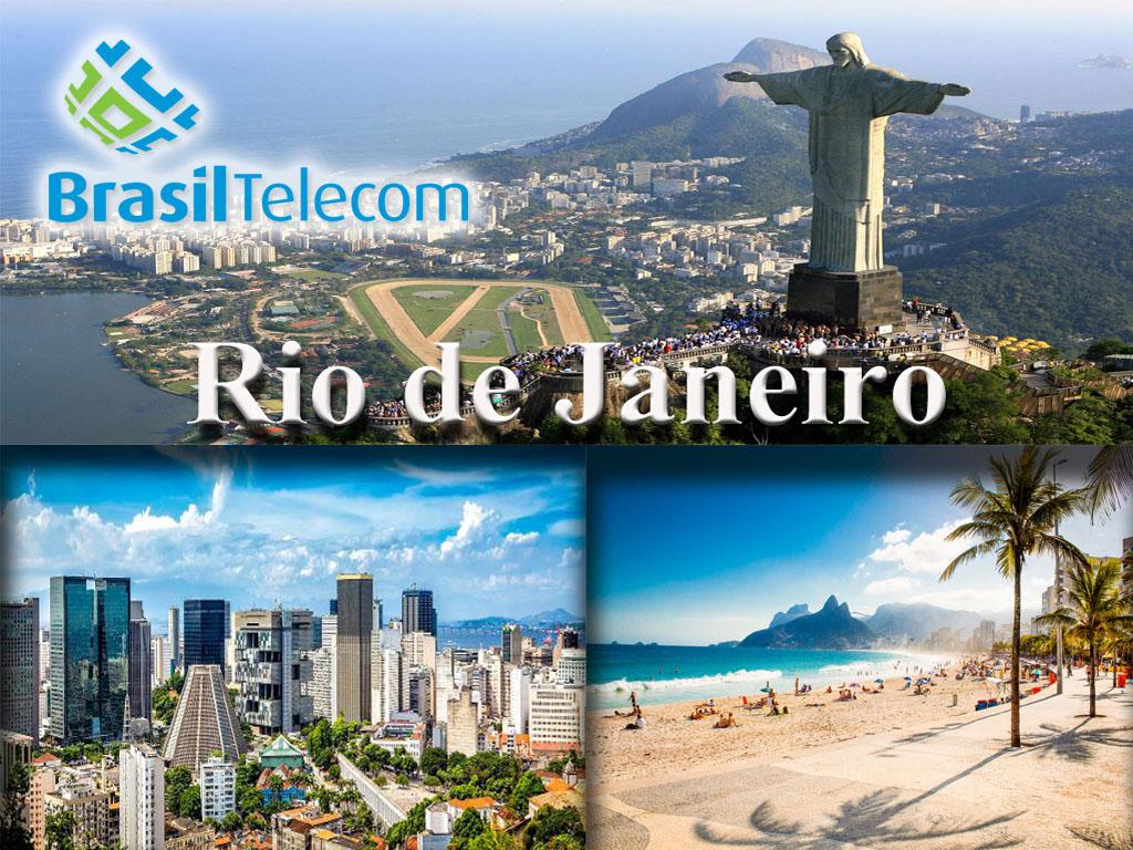Alcances da empresa Telecom em Rio de Janeiro