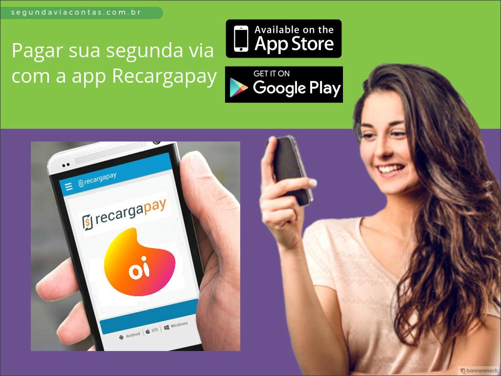 Pague sua segunda via de telefone fixo Oi pelo celular em Rio de Janeiro