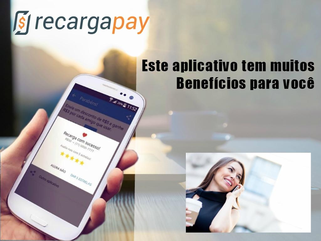 Conheça os benefícios de pagar pelo seu celular com Recargapay
