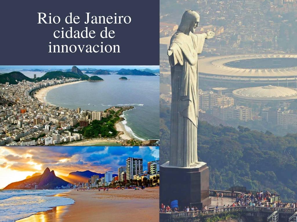 Inovações tecnológicas Rio de Janeiro