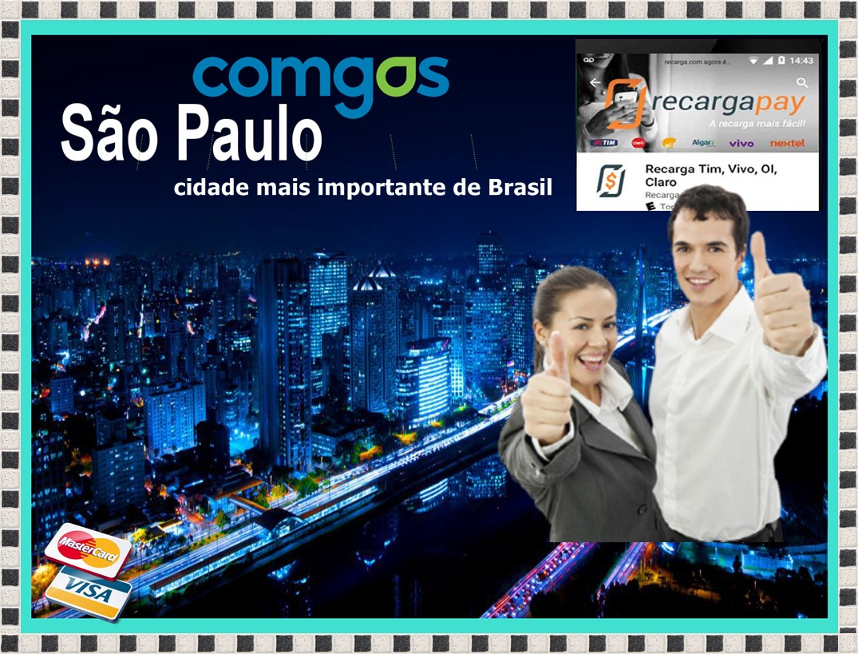 São Paulo a cidade mais importante de Brasil