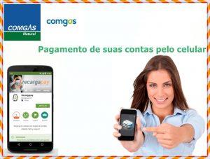 Pagamento de suas contas pelo celular