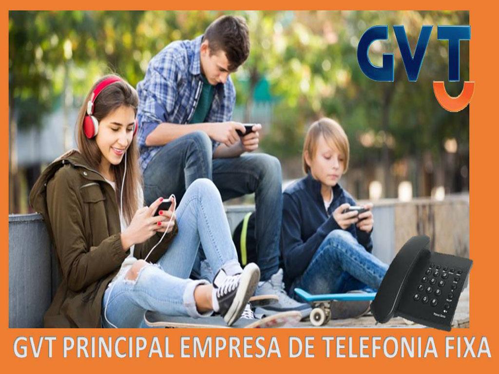 Pague sua conta de telefonia fixa GVT em São Paulo pelo celular