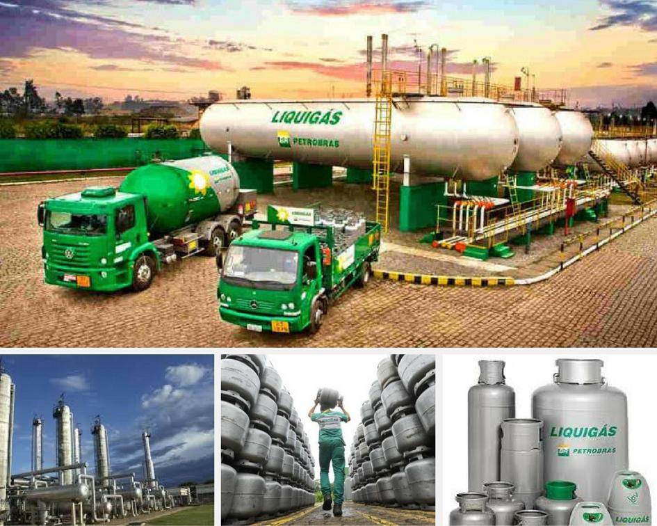 Liquigas é a empresa mas destacada de gás em Salvador