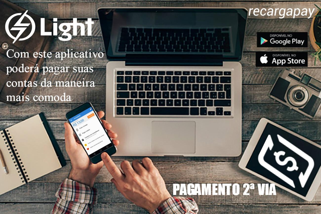 Pagar a segunda via de sua conta pelo celular com Recargapay