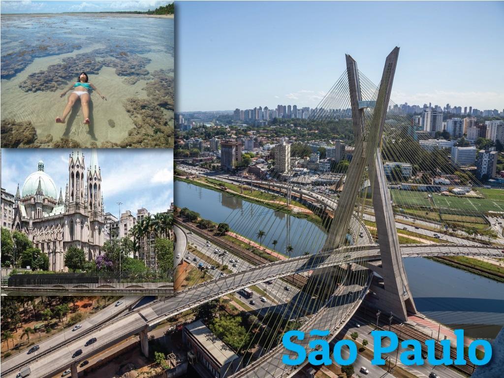 Veja os melhores lugares para visitar em São Paulo