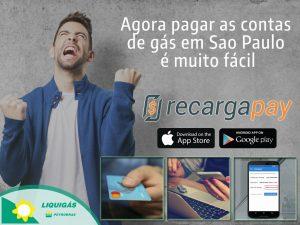 Agora pagar as contas de gás é muito fácil em Sao Paulo com o novo aplicativo de pagamento 2017