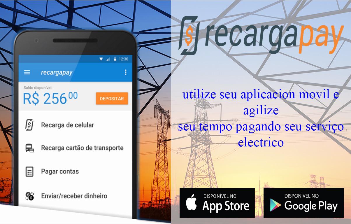utilize a aplicativo movel e agilize seu tempo pagando seu serviço electrico