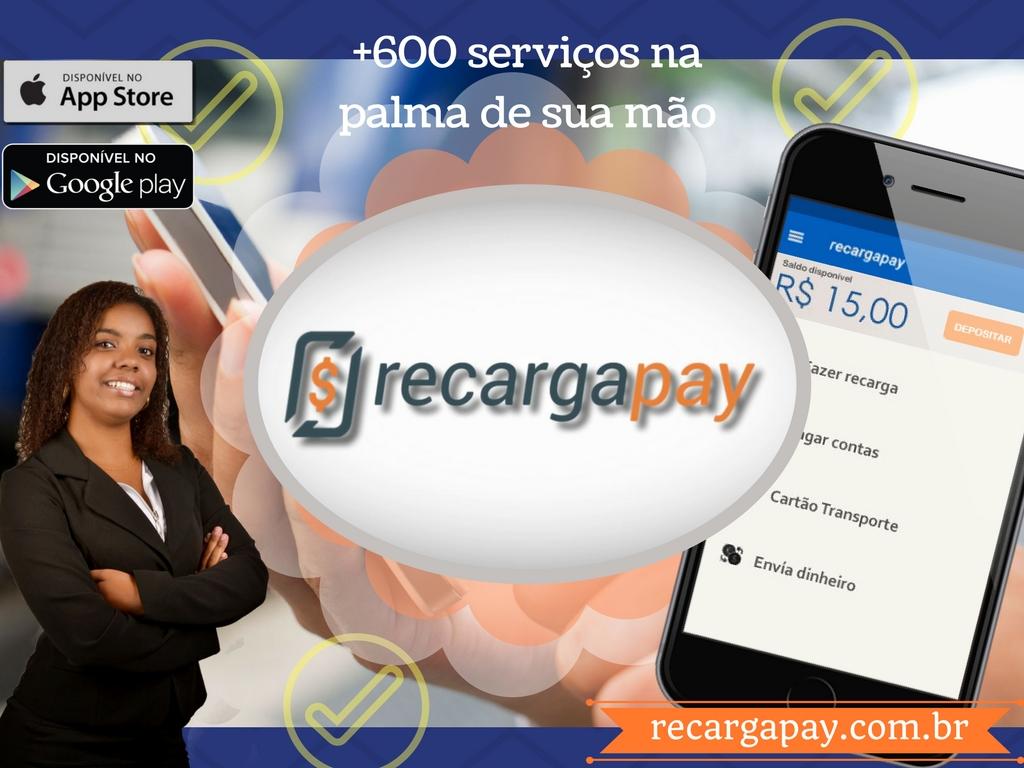 Faz teus pagamentos de todas as empresas de servicos básicos pelo celular
