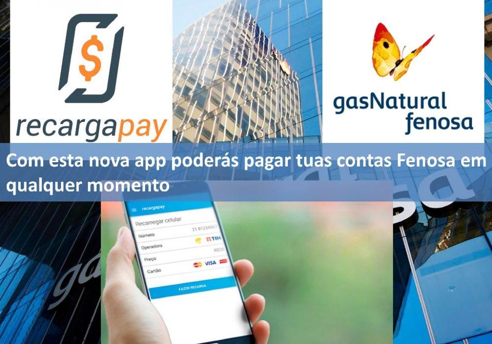 Paga tuas segundas vias de Fenosa rapidamente com esta app em Rio de Janeiro