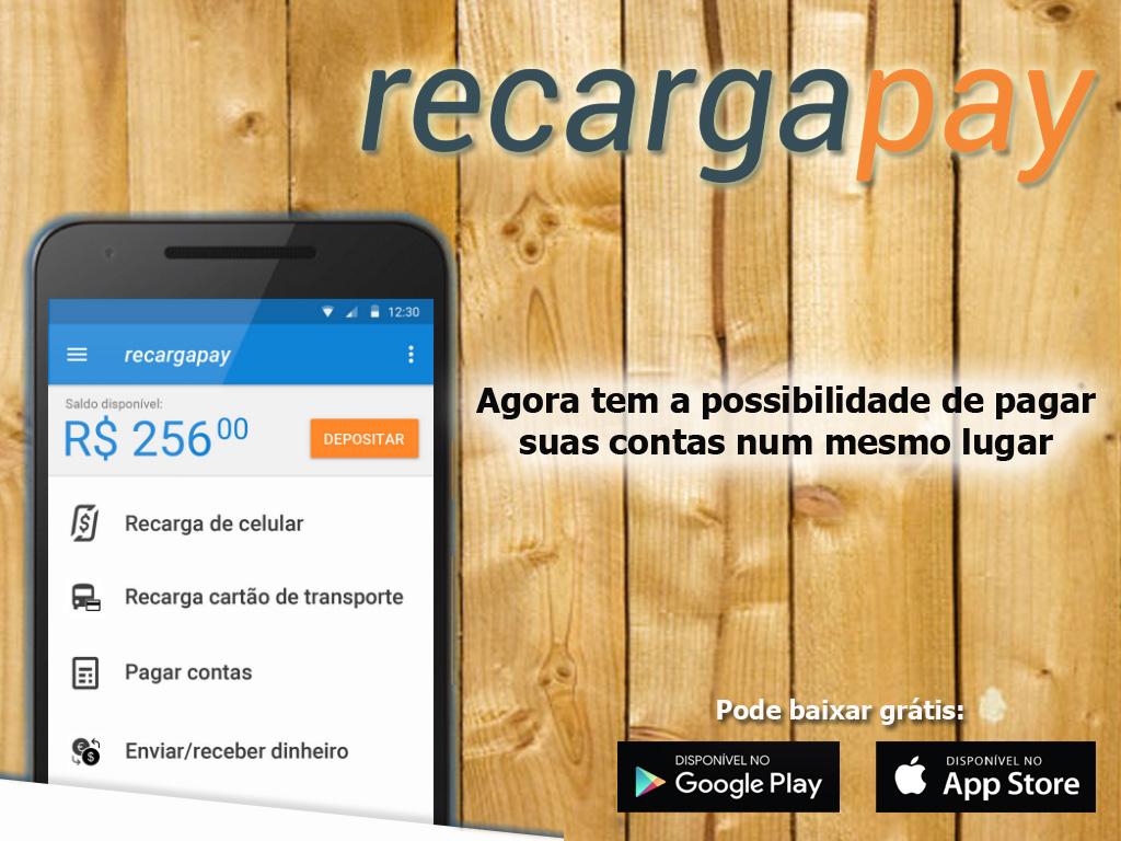 Pague todas suas contas num mesmo lugar com o aplicativo desde seu celular pela internet
