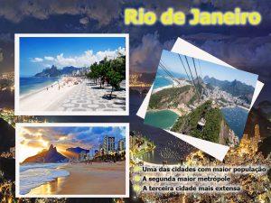 A cidade de Rio de Janeiro