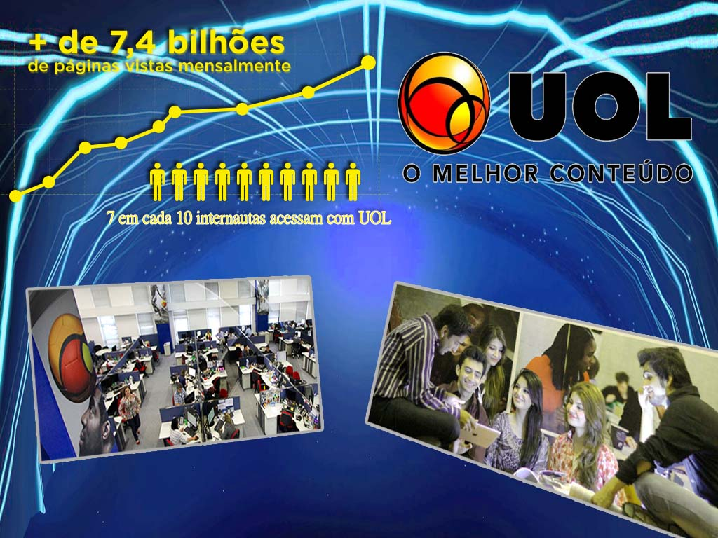 Serviços da empresa UOL em Sao paulo