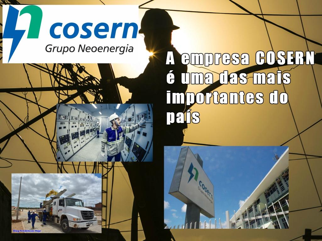 Veja qual é a importancia e o alcance de os serviços da empresa de energia COSERN