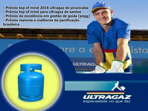 Empresa Ultragaz e seus inicios