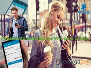 Pagamento segunda via Vivo pelo celular