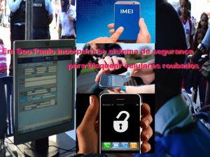 Sistema para bloquear celulares roubados