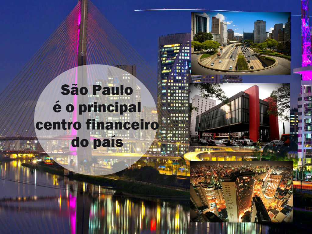 São Paulo é caracterizada pelo seu turismo e negócios