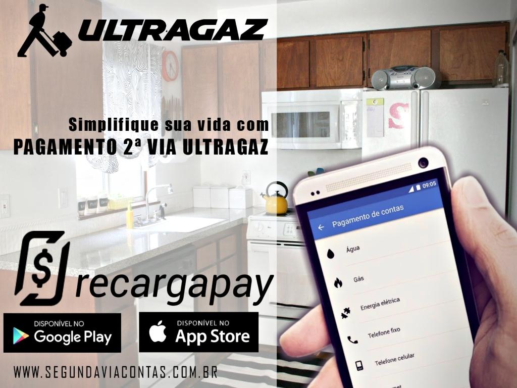 Conheça o aplicativo para pagamento da 2da via da conta de gás Ultragaz pelo celular