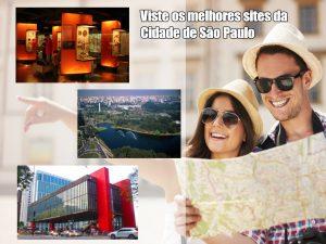 Visite a maravilhosa de Sao Paulo