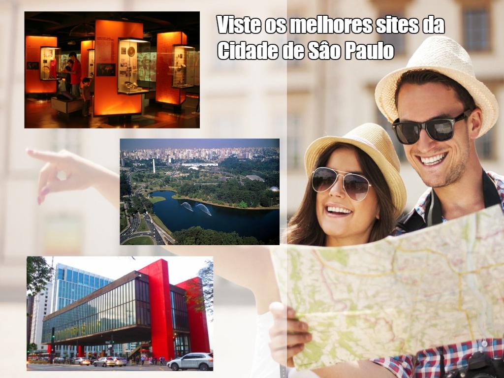 Visite a maravilhosa cidade de Sao Paulo