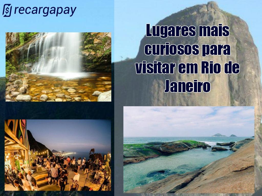 Lugares mais curiosos para visitar em Rio de Janeiro