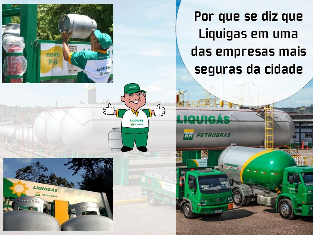 A melhor empresa de Gás