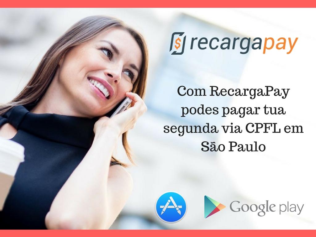 Paga tua segunda via com RecargaPay