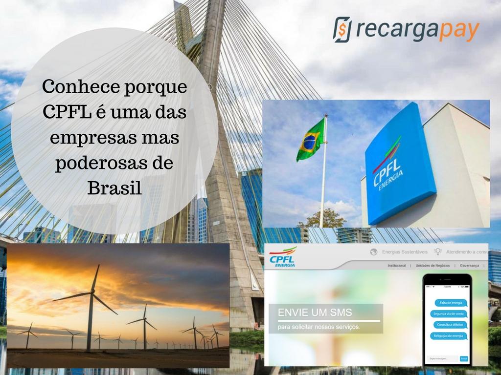 CPFL é potência em distribuir Energia em Brasil