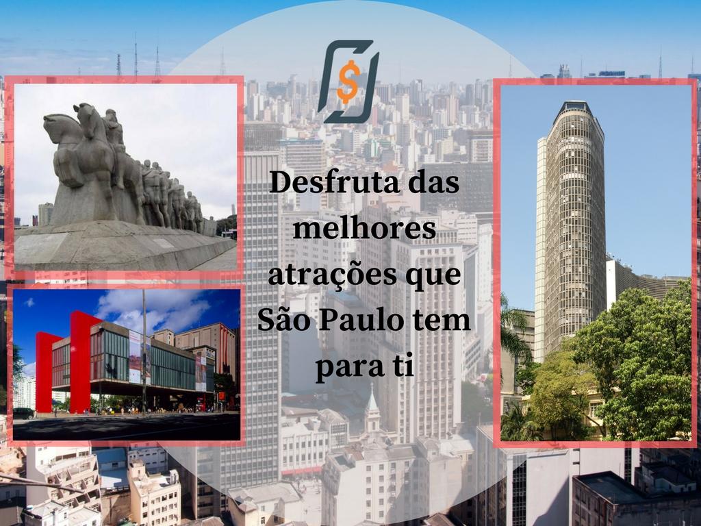 Melhores coisas que fazer em São Paulo