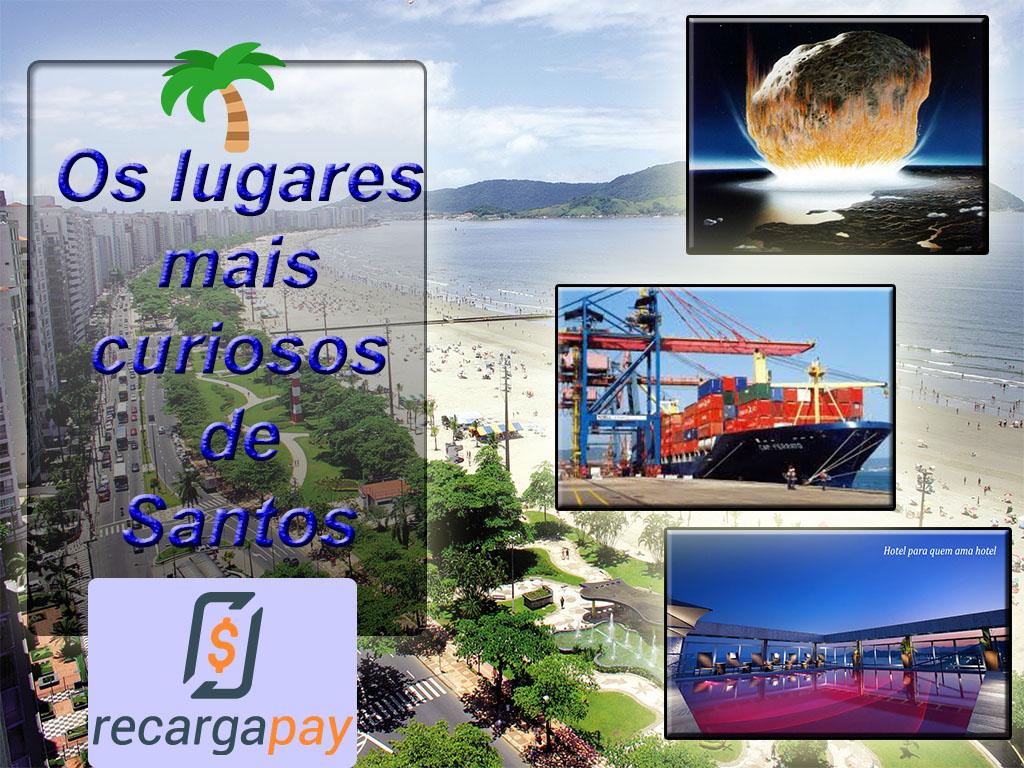 curiosidades da bela cidade de Santos
