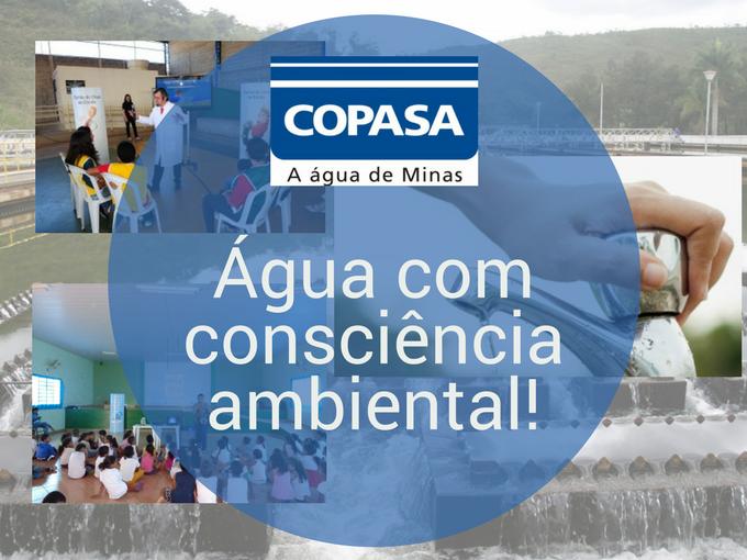 Copasa, a companhia de água de Minas Gerais