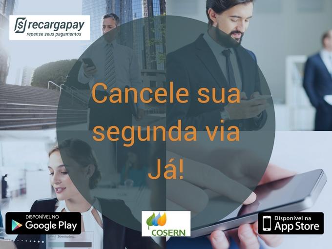 Cancele seu segundo via Já!