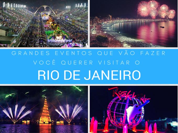 Eventos em Rio de Janeiro