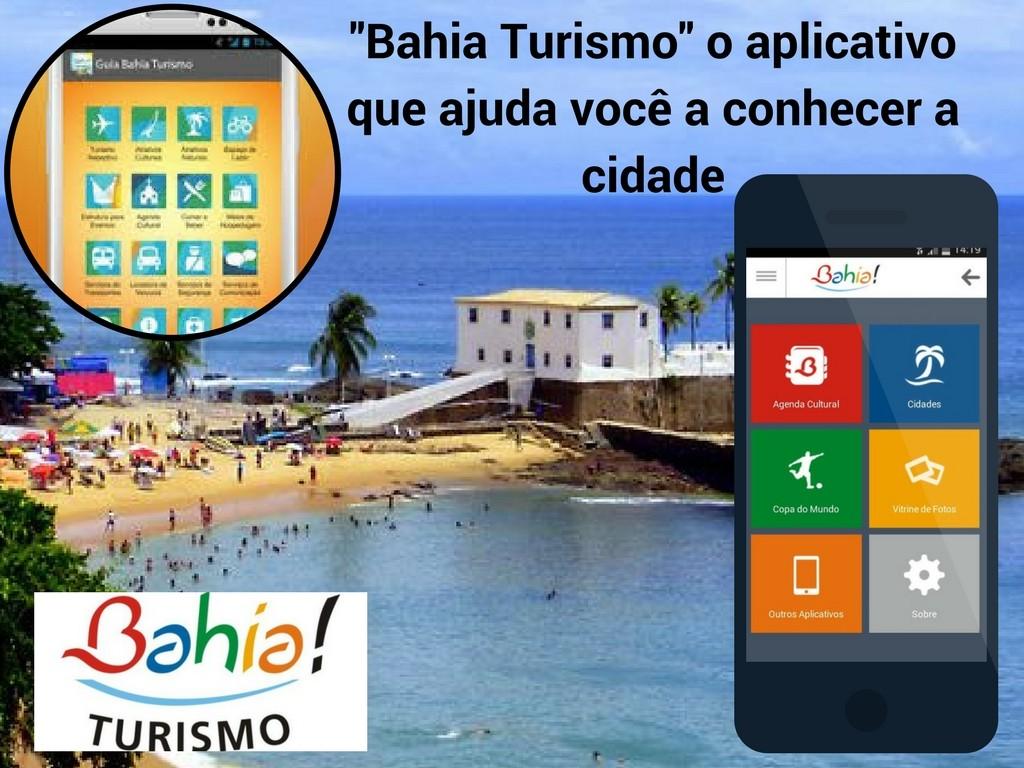 App Bahia Turismo