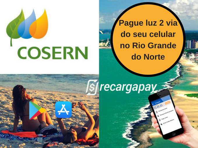 Pague sua conta de luz Cosern no Rio Grande do Norte