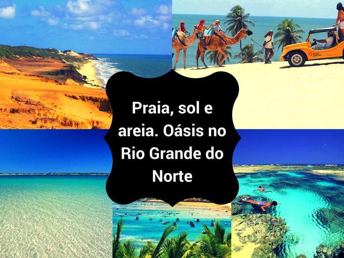 Paisagens cheias de magia no Rio Grande do Norte