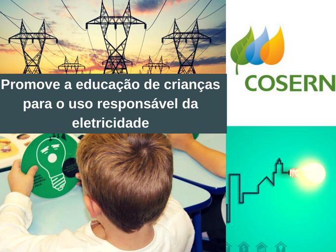 Educação para a vida e o meio ambiente com Cosern