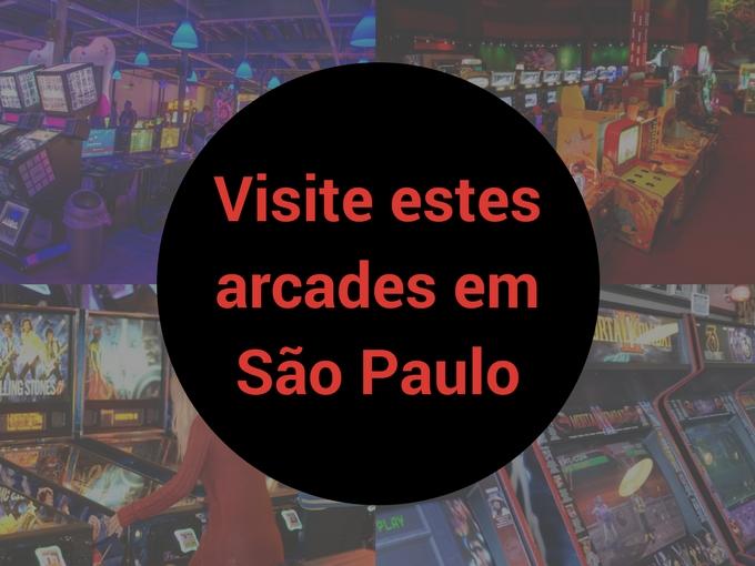 Arcades em São Paulo