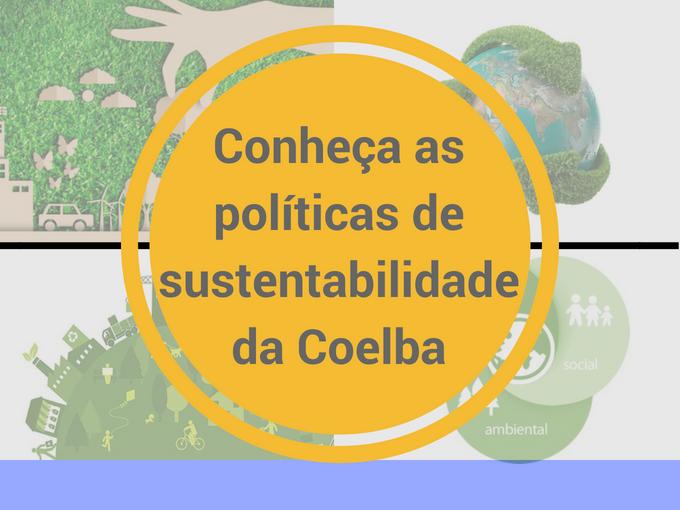 Políticas de sustentabilidade da Coelba